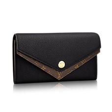 Louis Vuitton Double V Wallet M64319 Taurillon Leather