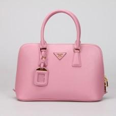 Prada 0837 Tote Bag In Barbie Pink