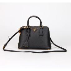 Prada 0838 Tote Bag Black