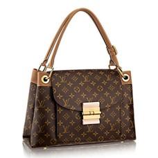 Louis Vuitton M40925 Olympe Shoulder Bag Monogram Canvas