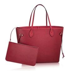 Louis Vuitton M40954 Neverfull MM Shoulder Bag Epi Leather