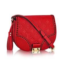 Louis Vuitton M43144 Junot Crossbody Bag Monogram Empreinte Leather
