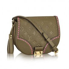 Louis Vuitton M43146 Junot Crossbody Bag Monogram Empreinte Leather
