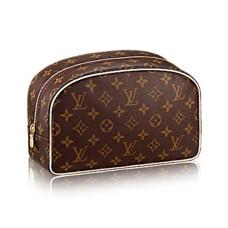 Louis Vuitton M47527 Toiletry Bag 25 Monogram Canvas