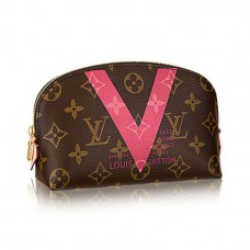 Louis Vuitton M50289 Cosmetic Pouch Monogram Canvas