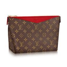 Louis Vuitton M64123 Pallas Beauty Case Monogram Canvas